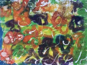 Lynnette Gladding Artist Abstract Gallery Image